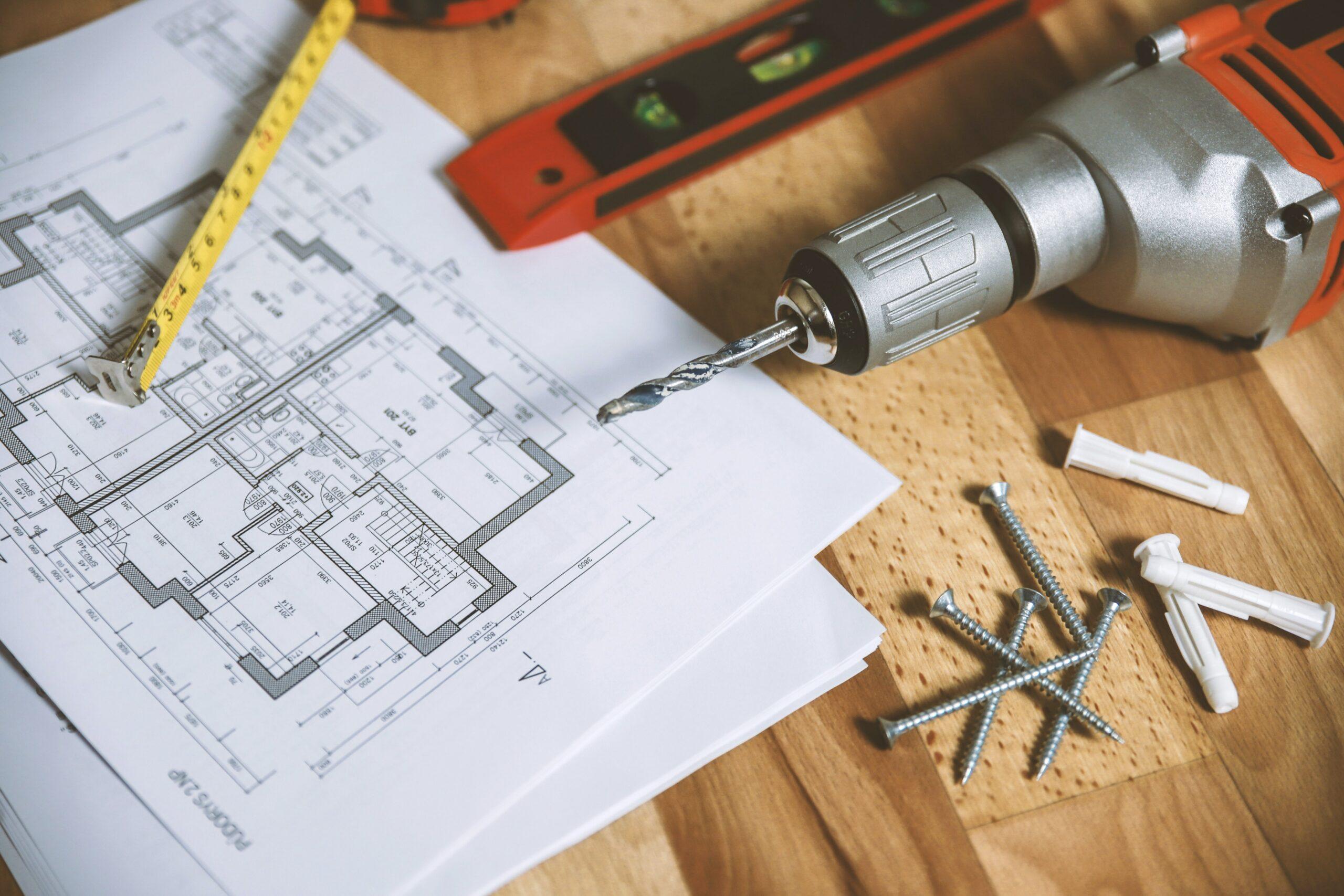 home renovation equipment